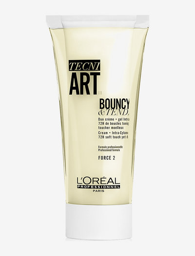 LP TNA19 BOUNCY & TENDER - stylingcreme - clear
