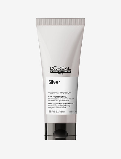 SILVER CONDITIONER - balsam - clear