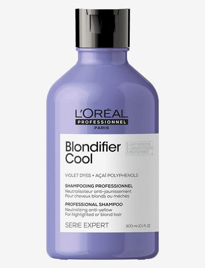 BLONDIFIER SHAMPOO COOL - silver shampoo - clear
