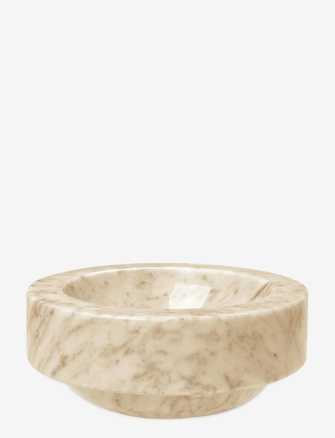 Louise Roe - Gallery Object Bowl - hedelmäkulhot - beige - 0