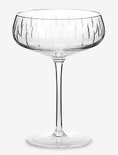 Champagne Coupe - martiniglas & cocktailglas - clear