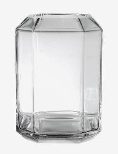 Jewel vase, Giant clear - vaser - clear