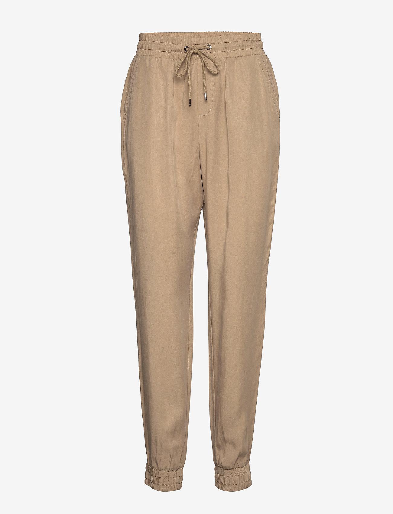 Lounge Nine - ArabellaLN Pants - casual bukser - silver mink - 0