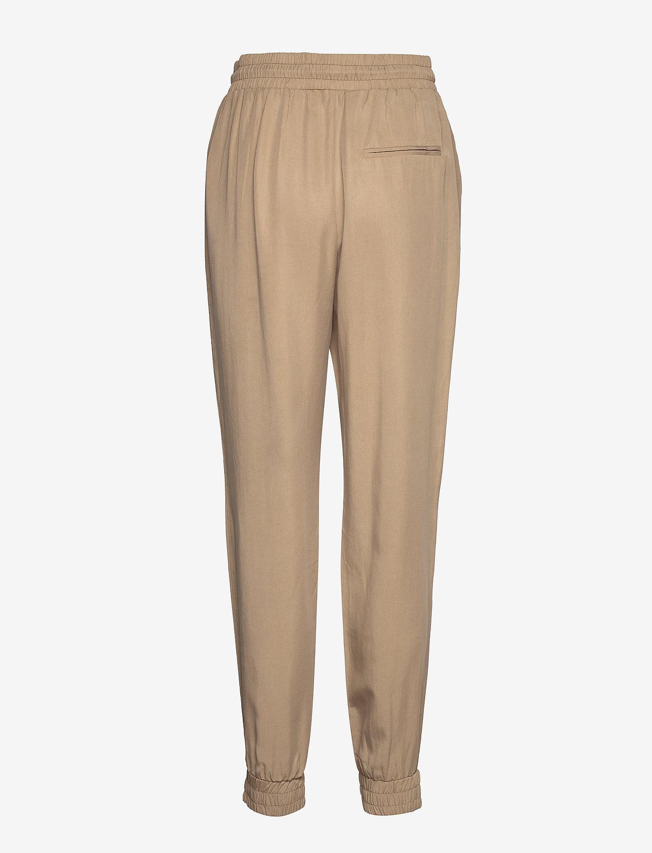 Lounge Nine - ArabellaLN Pants - casual bukser - silver mink - 1