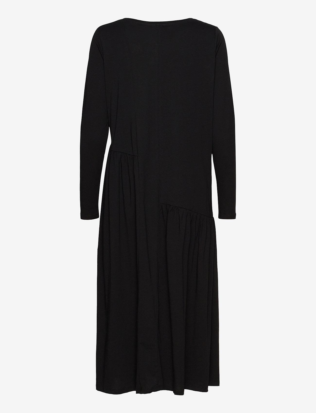 Hermioneln Dress Bci (Pitch Black) (79.95 €) - Lounge Nine IRJxEycF