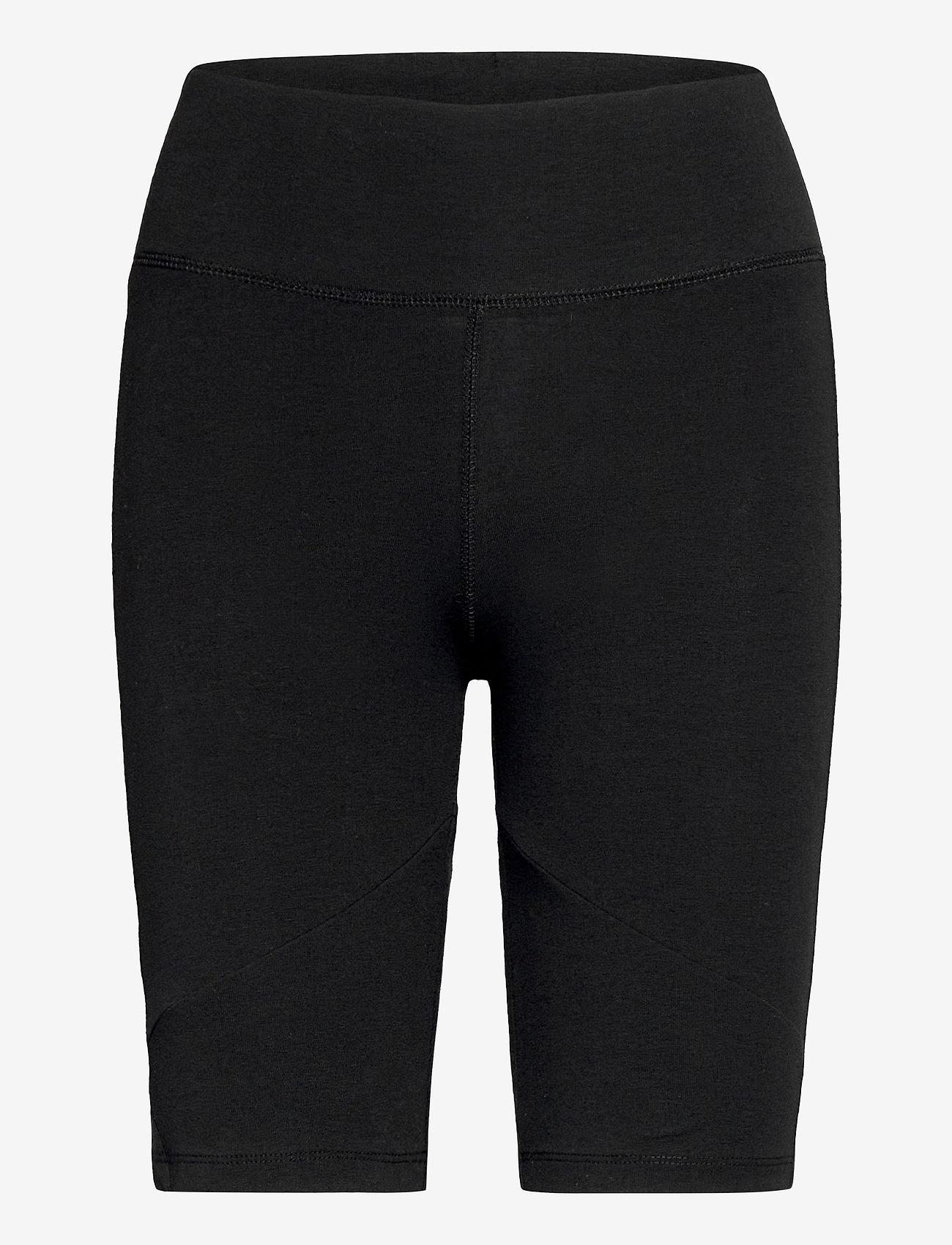 Lounge Nine - LNSana Shorts Legging - fietsbroeken - pitch black - 0