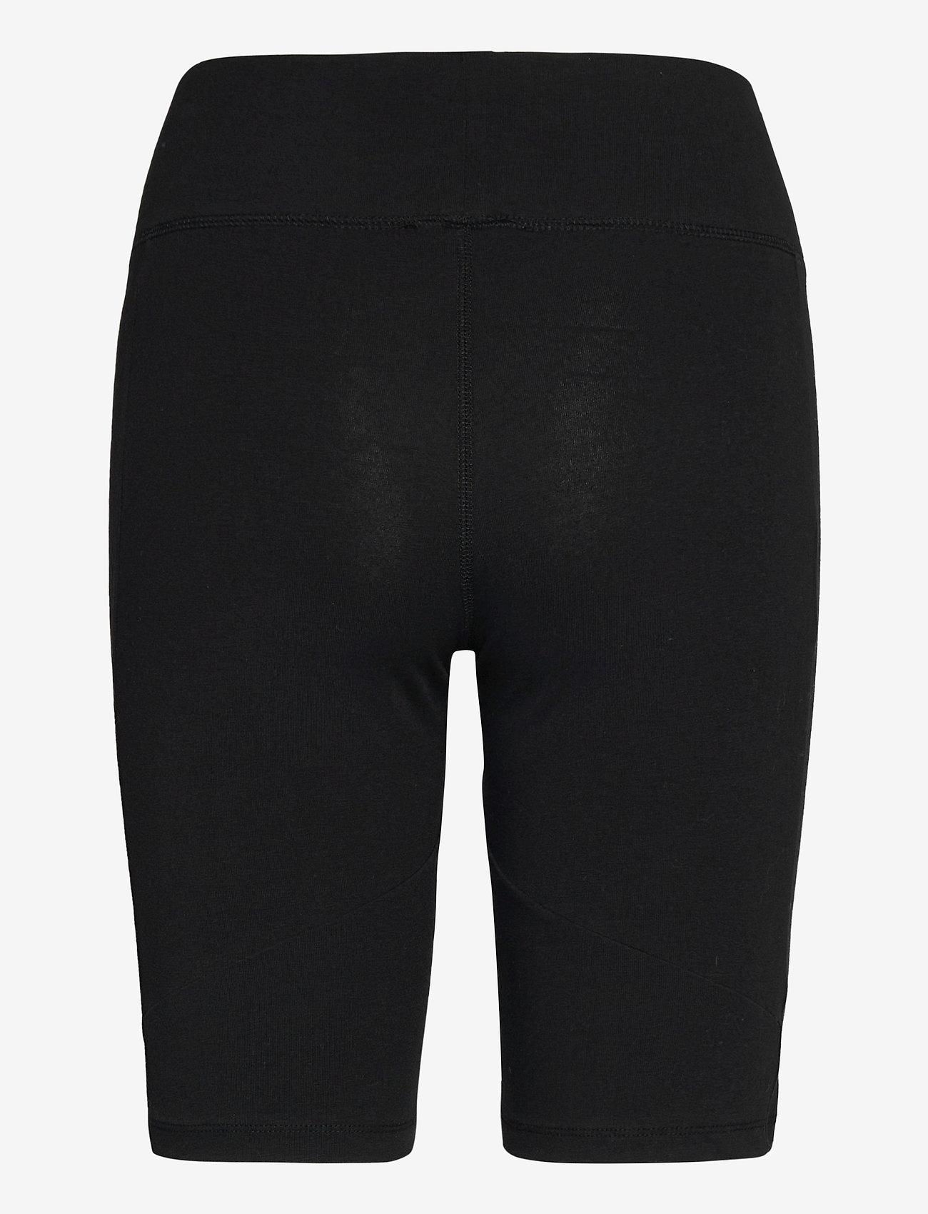 Lounge Nine - LNSana Shorts Legging - fietsbroeken - pitch black - 1