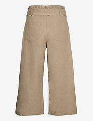 Lounge Nine - LNLauren Culotte - pantalons larges - vintage khaki - 1