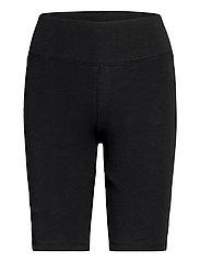 LNSana Shorts Legging - PITCH BLACK