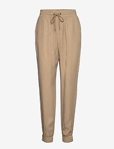 ArabellaLN Pants - casual bukser - silver mink