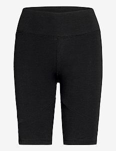 LNSana Shorts Legging - fietsbroeken - pitch black