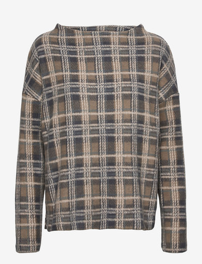 LNSilje Pullover - sweaters - stormy weather check