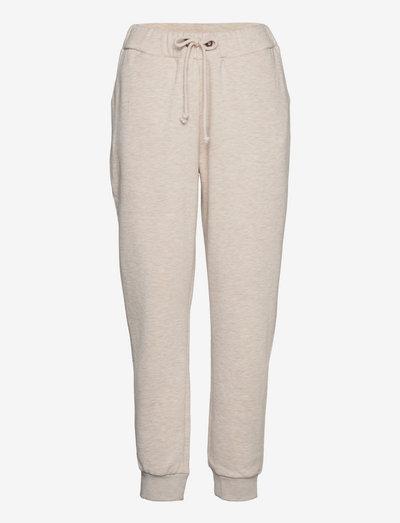 LNSabi Sweatpant - clothing - oat melange