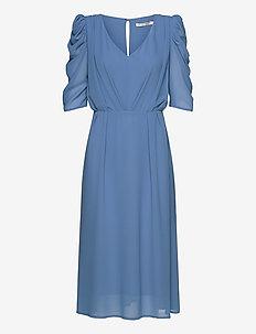 GabrielaLC Dress - COLONY BLUE
