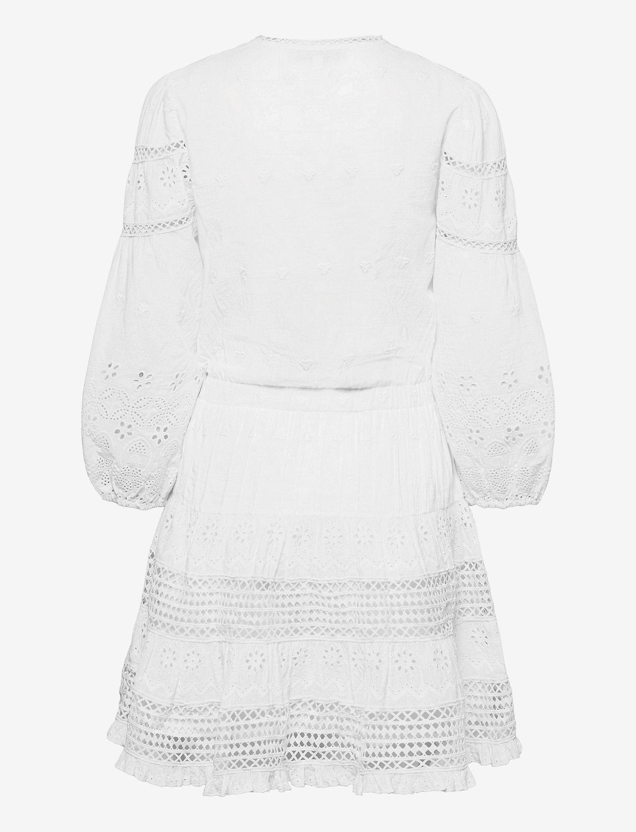 Love Lolita - Delilah Dress - sommerkjoler - white - 1