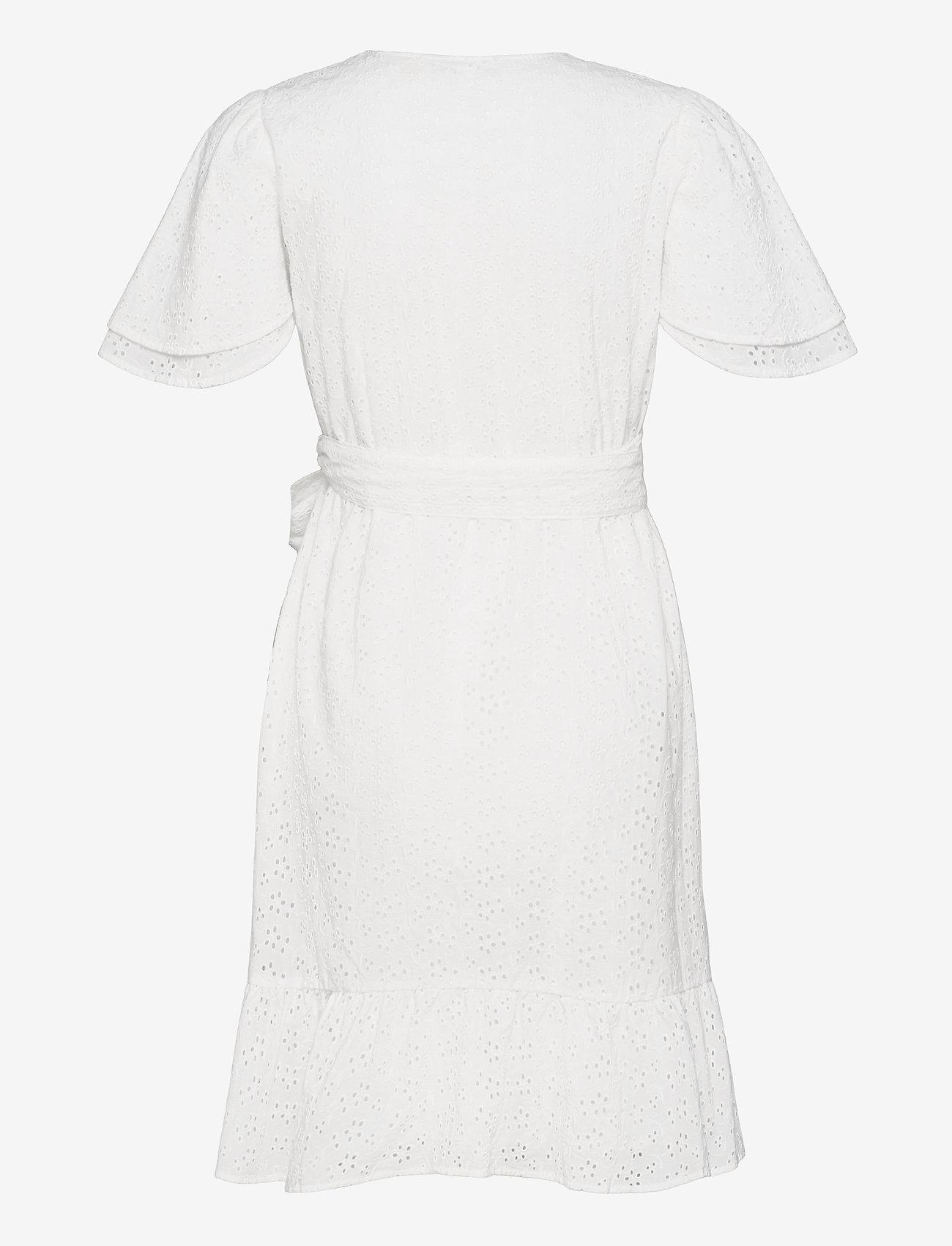 Love Lolita - Gabriella Mini Dress - sommerkjoler - white - 1