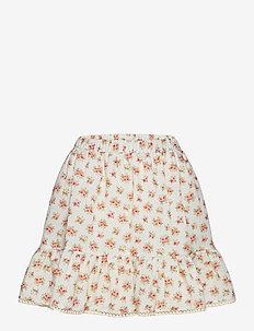 Belle Skirt - korta kjolar - multi flower