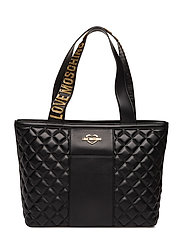 LOVE MOSCHINO BAG - BLACK