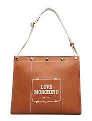 Love Moschino Bag - BROWN