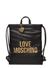 LOVE MOSCHINO BAG - GOLD