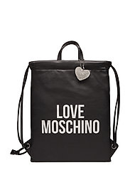 LOVE MOSCHINO BAG - SILVER