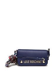 LOVE MOSCHINO BAG - BLUE