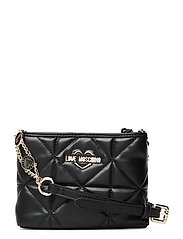 JEWEL STRAP BAGS - BLACK
