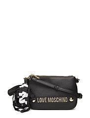 LETTERING LOVE MOSCHINO - BLACK