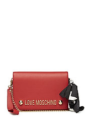 LETTERING LOVE MOSCHINO - RED