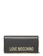 SLG-LETTERING LOVE MOSCHINO - BLACK