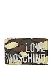 Funny Clutches Bags Clutches Multi/mönstrad LOVE MOSCHINO BAGS