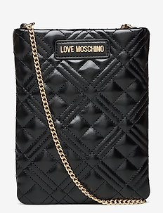 Evening Bag (Black) (1599 kr) Love Moschino Bags |