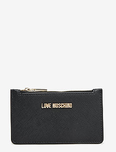 Love Moschino Wallet - plånböcker - black
