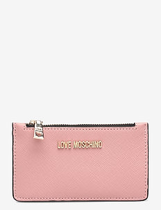 Love Moschino Wallet - punge - pink