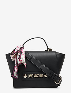 LETTERING LOVE MOSCHINO - BLACK
