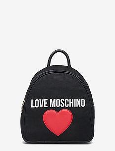 LOVE MOSCHINO BAG - BLACK