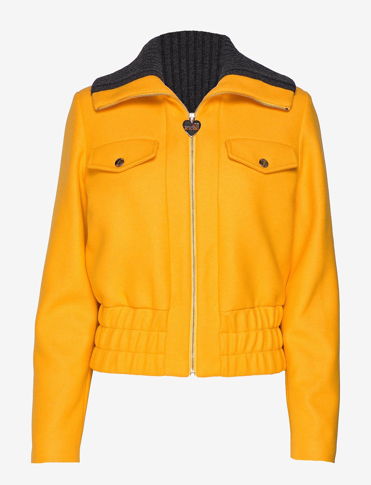 Love Moschino - WH71300T9813 - villakangastakit - yellow - 0