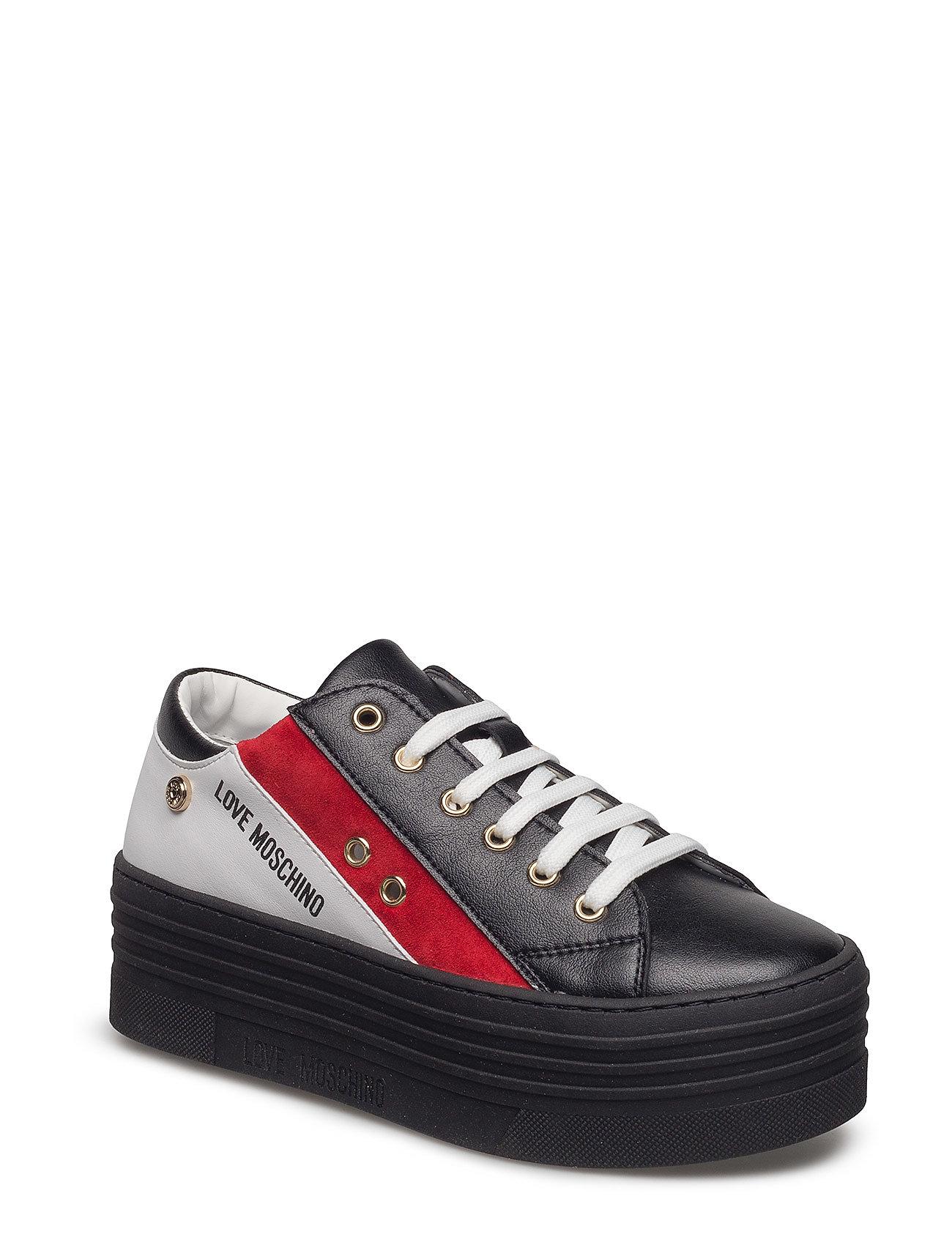 8d01e69f 45 Moschino sneakers Love Moschino Love Black kr 1154 Sko wFBWqTZ