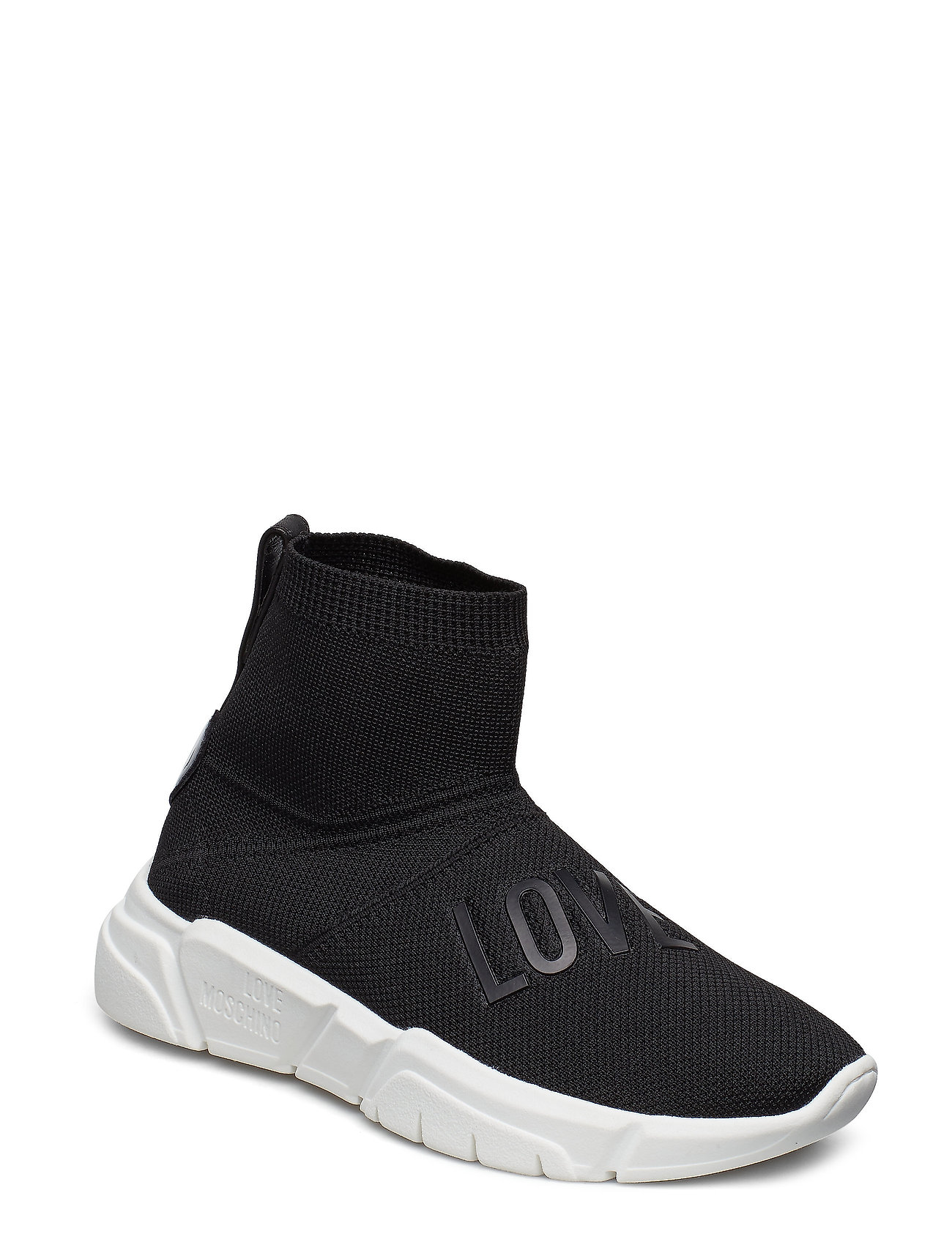 080b026c60e Love Moschino Shoes High-top Sneakers Sort LOVE MOSCHINO