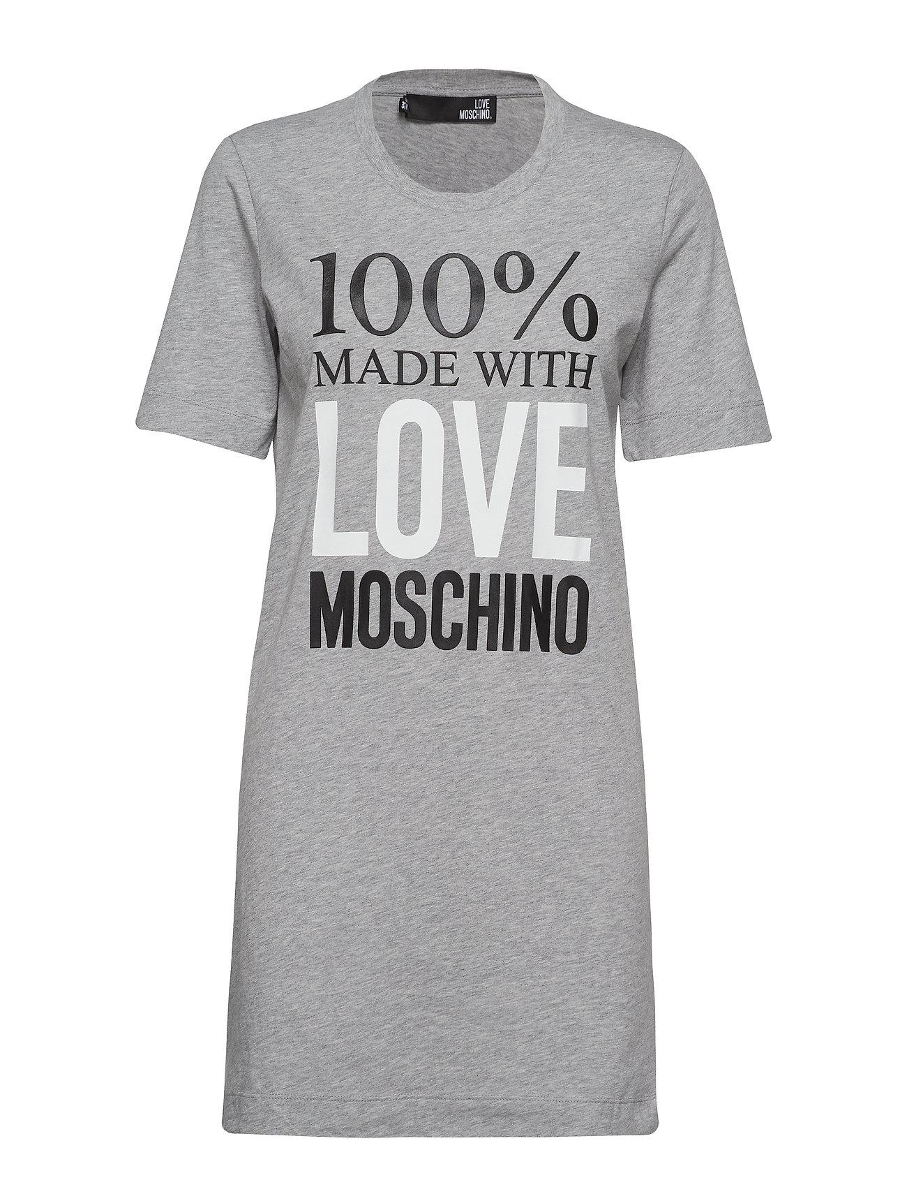 Love Moschino LOVE MOSCHINO-DRESS - GREY