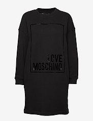 Love Moschino - W5B2001M4068 - midimekot - black - 0