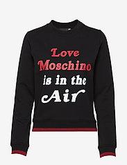Love Moschino - W630211E1958 - svetarit - black - 0