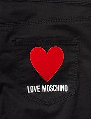 Love Moschino - WQ38739S3300 - skinny farkut - black - 4
