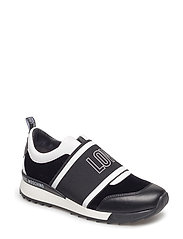 LOVE MOSCHINO SNEAKERS - BLACK