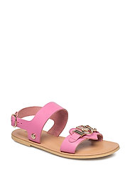 LOVE MOSCHINO-SANDAL - PINK