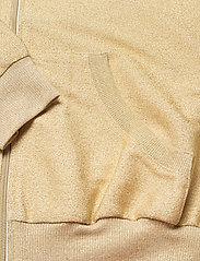 Love Moschino - W337600E2110 - bomber jakker - beige gold - 3
