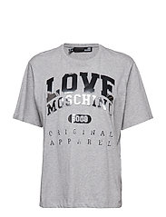 Love Moschino - MEL.LIGHT GRAY
