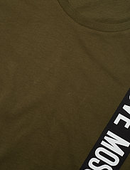 Love Moschino - W4F8723M3517 - printti t-paidat - green - 2