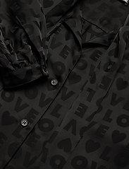 Love Moschino - WCD3600T9878 - pitkähihaiset puserot - black - 4