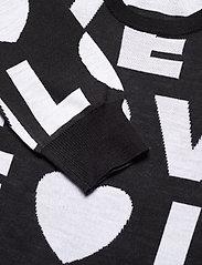 Love Moschino - WSR7610X0377 - lyhyet mekot - black - 3